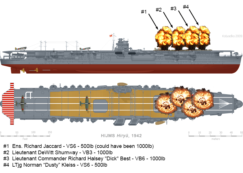 Ijn hiryu  28aircraft carrier 29 besides Omami furthermore IJNCarrierDamage besides  together with 2. on japanese aircraft carrier soryu