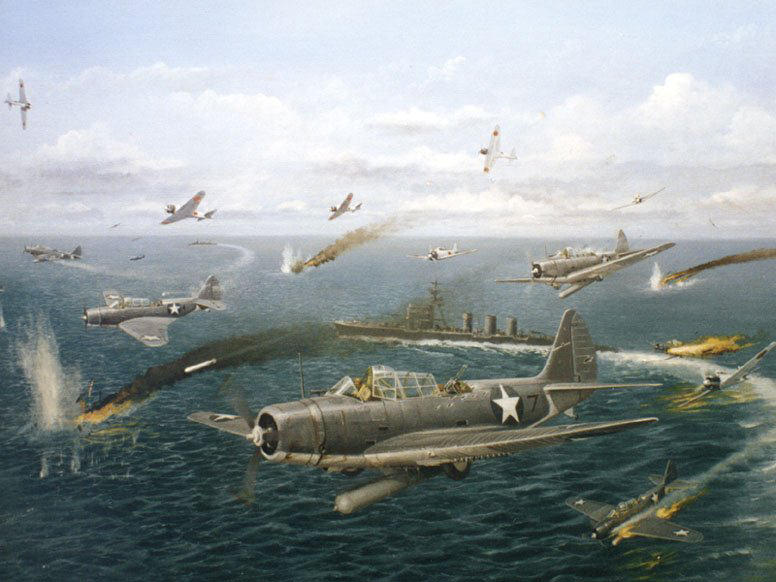 Amazoncom The Battle of Midway Pivotal Moments in